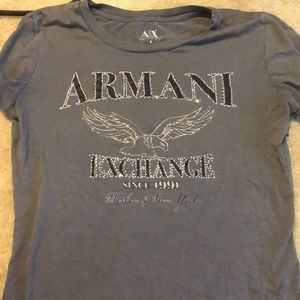 Tops - Armani Exchange T-shirt